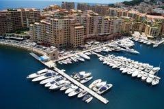 Mónaco, Francia Fotos de archivo libres de regalías