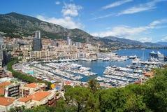 Mónaco, Francia Imagenes de archivo