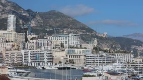 Mónaco Hercule Port almacen de video