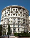 Mónaco - hotel de París Fotografía de archivo