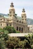 Mónaco, Monte Carlo Imagen de archivo libre de regalías