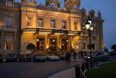 Mónaco Monte Carlo Casino Foto de archivo libre de regalías