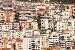 Mónaco, Monte Carlo Luxury Living Imagenes de archivo