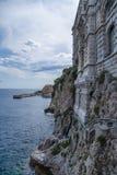 Mónaco. Museo oceanográfico Fotografía de archivo libre de regalías