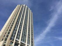 Móvil Alabama de la torre del RSA Foto de archivo