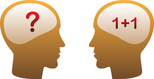 mózg Obrazy Stock