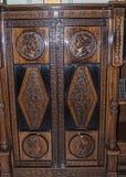 Möbel am Achilleions-Palast auf der Insel von Korfu Griechenland errichtet von der Kaiserin Elizabeth von Österreich Sissi Lizenzfreies Stockfoto