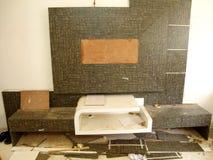 Möbel-Arbeit lizenzfreies stockbild