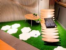 Möbel im Freien Stockfotos