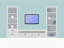 Möbelkasten stock abbildung