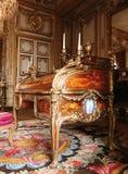 Möblemang på den Versailles slotten, Frankrike Royaltyfri Fotografi