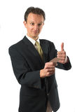 Möchten Geschäft mit mir tätigen? stockfotografie