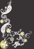 mönsan stilfullt vektor illustrationer