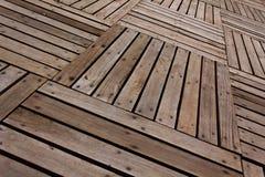 mönsan träplankatexturer Royaltyfria Foton