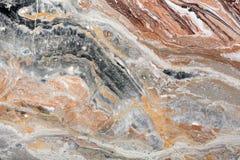 Mönstrad bakgrund för ljus mångfärgad marmor för design royaltyfria bilder
