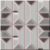 mönstrad seamless textur Arkivbild