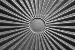 mönstrad sunvektorn Arkivbild
