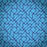 mönstrad tetris Royaltyfria Bilder