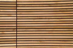 mönstrad trä Arkivfoto