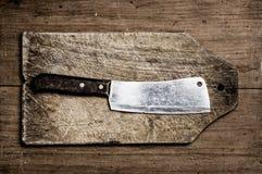 mörda urskillningslöstt kniven Arkivbilder