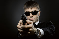 Mörder Lizenzfreie Stockbilder