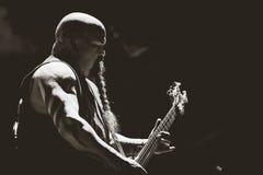 Mörder, Kerry King leben in Konzert 2017 Stockfotografie