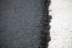Mörk asfalt Fotografering för Bildbyråer