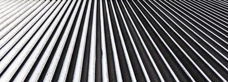 Mörk bakgrundsdesign med linjer Arkivfoto