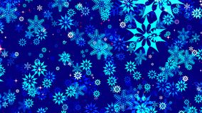 mörk blå jul för bakgrund Fotografering för Bildbyråer