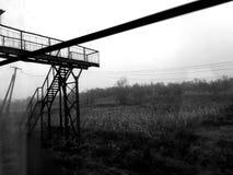 mörk dag Arkivfoto
