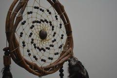 Mörk dreamcatcher Royaltyfri Fotografi