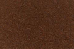 Mörk för texturpapp för brunt papper bakgrund Royaltyfri Fotografi