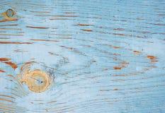 mörk gammal struktur för blått bräde Arkivbild