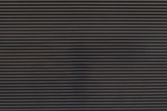 Mörk grå färggaragedörr Royaltyfri Fotografi