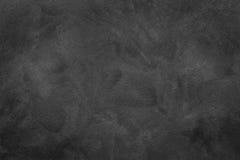 Mörk grå grunge texturerad vägg Royaltyfri Bild