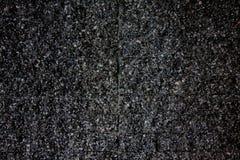 Mörk grå väggbakgrund Royaltyfri Fotografi