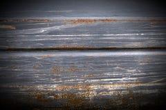 Mörk Grungemetallbakgrund Arkivfoto