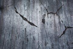 mörk grungevägg Arkivfoto