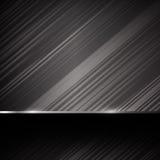Mörk illustration eps10 för vektor för bakgrund för abstrakt begrepp för kromstål royaltyfri illustrationer