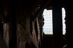 mörk interior Royaltyfria Bilder