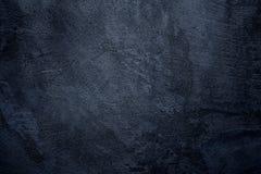 Mörk marinbakgrund för abstrakt grunge Royaltyfria Bilder