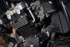 mörk motor Royaltyfri Bild
