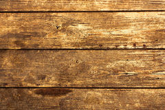 Mörk naturlig träplanka Arkivfoton