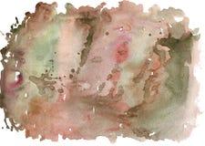 mörk paper vattenfärgyellow för forntida bakgrund Arkivfoto