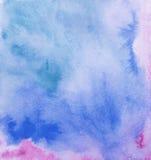 mörk paper vattenfärgyellow för forntida bakgrund Royaltyfri Bild