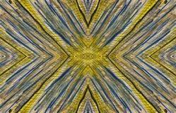 mörk paper vattenfärgyellow för forntida bakgrund symmetrisk modell boards trä vektor illustrationer
