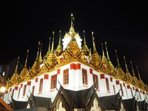 Mörk tempel Royaltyfria Foton