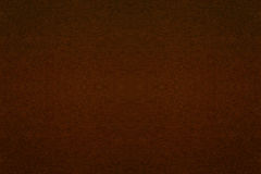 Mörk textur för brunt papper Royaltyfri Foto
