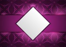 Mörk vektorbakgrund Royaltyfri Fotografi