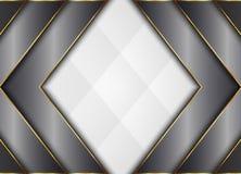 Mörk vektorbakgrund Arkivfoto